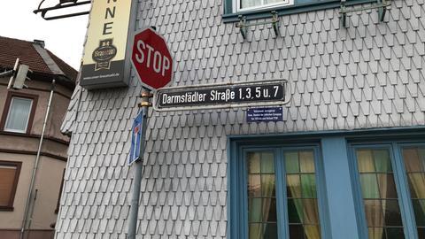 Roßdorf Jurregässje