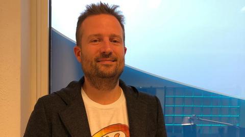 Sascha Nuhn, Sprecher Hessischer Verband für Gehörlose und hörbehinderte Menschen e.V.