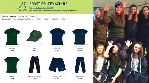 Schulkleidung Ernst-Reuter-Schule