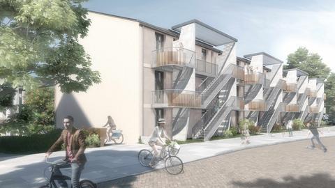 ABG Modellprojekt Frankfurt-Oberrad