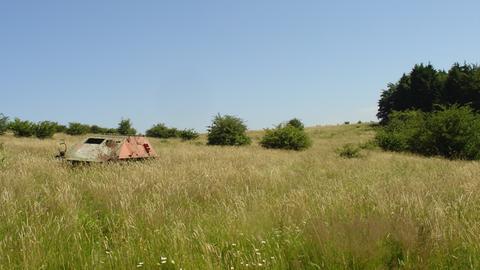Der ehemalige Truppenübungsplatz und jetzige Standortübungsplatz Schwarzenborn