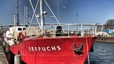 Sea Eye Seenotrettung