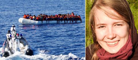 Sea Eye, Flüchtlinge, Johanna Rockenbach