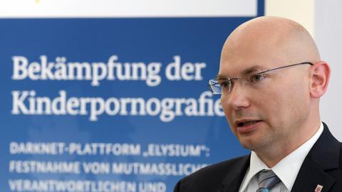 Oberstaatsanwalt Georg Ungefuk