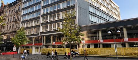 Stadtbücherei Frankfurt