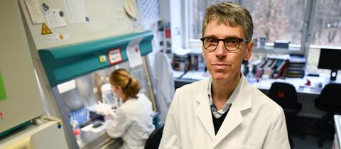 Virologe Stephan Becker
