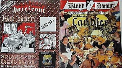 Titelseiten von Magazinen aus dem B&H-Umfeld