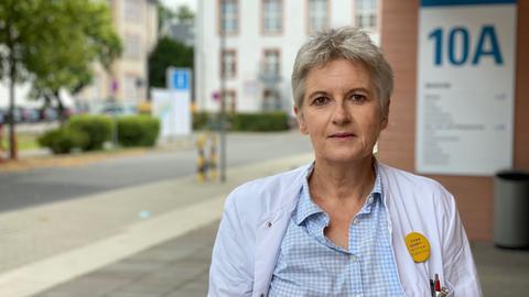 Sabine Wicker empfiehlt die Kreuzimpfung.
