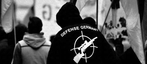 Sujet rechte Gewalt