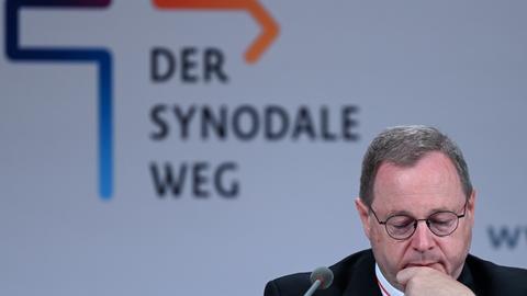 Der Vorsitzende der katholischen Deutschen Bischofskonferenz, Georg Bätzing.