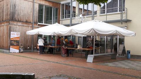 Tafel in Wetzlar-Niedergirmes