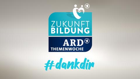 Logo ARD Themenwoche Aktion  #DankDir