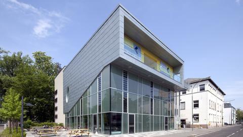 Technische Hochschule Mittelhessen, Audimax Gießen