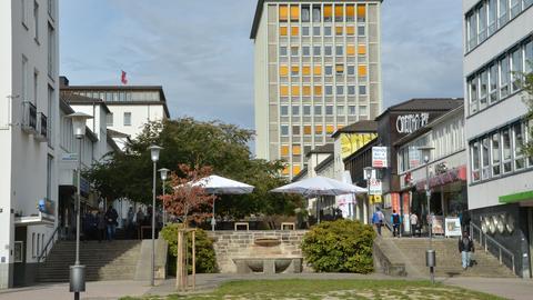 Treppenstraße Kassel