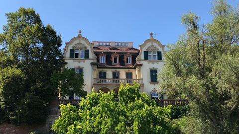 Villa Meister Frankfurt
