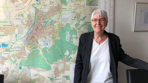 Gießens Jugenddezernentin Gerda Weigel-Greilich.