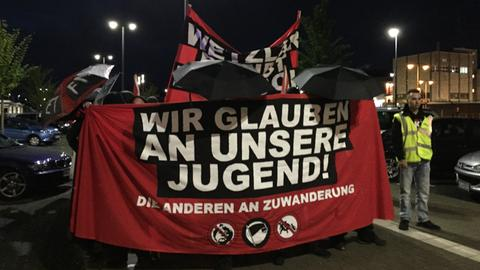 Demo Neonazis Wetzlar