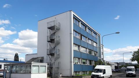 Kommunale Unterkunft für Wohnungslose in Frankfurt