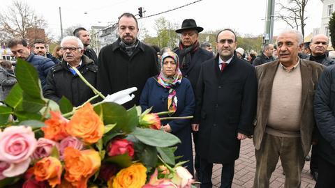 Gedenken an den vom NSU ermordeten Halit Yozgat