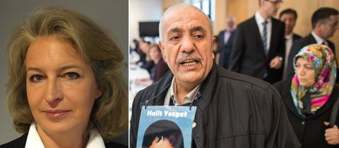 Doris Dierbach vertritt die Familie des in Kassel getöteten Halit Yozgat.