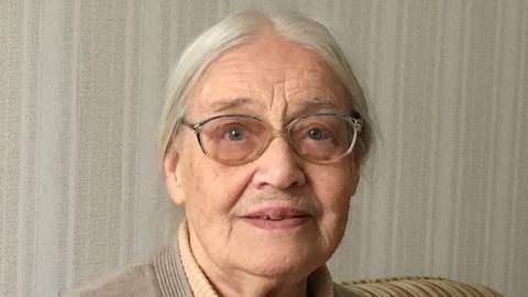 Zeitzeugin Maria Köhler aus Gieeßen