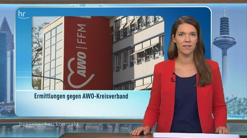 hessenschau kompakt - 16:45 Uhr - 14.11.2019