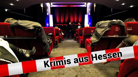 Blick in das Wiesbadener Caligari Kino