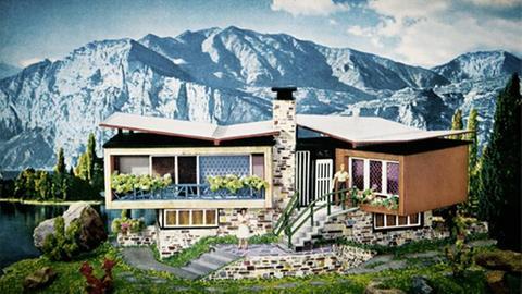 "Faller-Bausatz ""Villa im Tessin"" (seit 1961)"