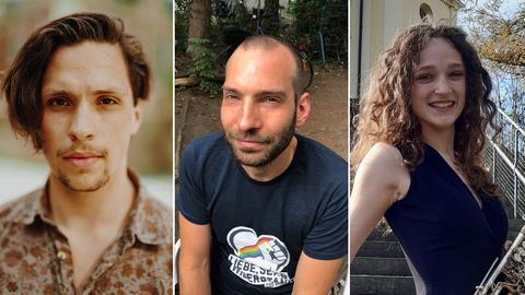 Jonathan Lutz, Stefan Thürck, Ines Hartmuth