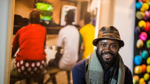 Ausstellung Afrika