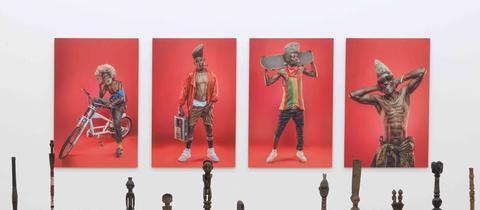 Ausstellung Altern Museum Weltkulturen
