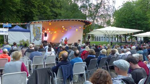 Impressionen vom Folk-Festival Bad Wildungen