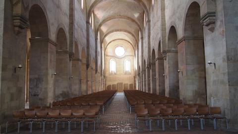 Basilika im Kloster Eberbach