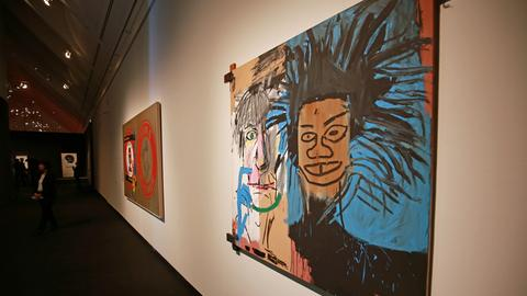 Basquiat in der Schirn