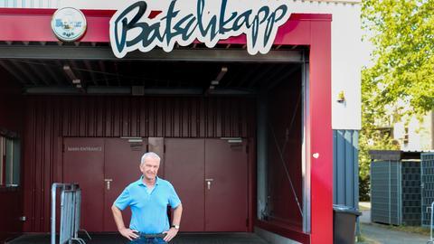 Batschkapp-Chef Ralf Scheffler