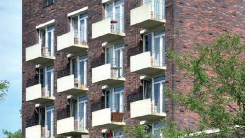 Bauhaus-Beispiele in Hessen