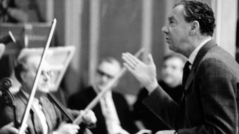 Komponist Benjamin Britten