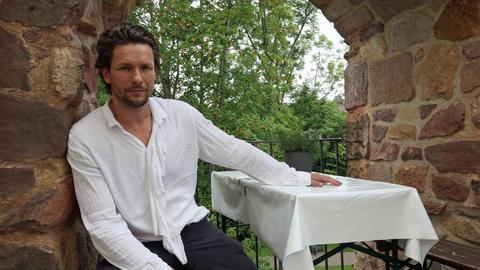 Schauspieler Bert Tischendorf