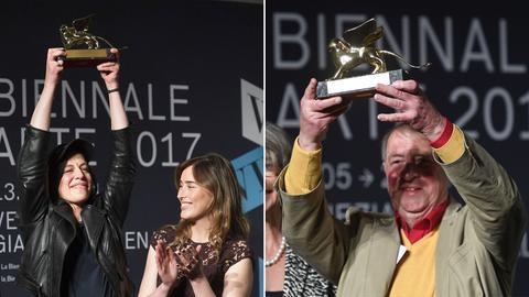 Biennale Gewinner Imhof und Walter