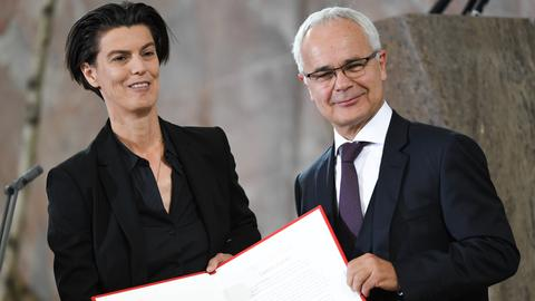 Friedenspreis an Carolin Emcke