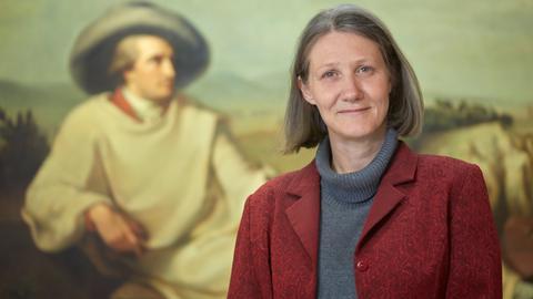 Anne Bohnenkamp-Renken, Direktorin des Goethehauses Frankfurt