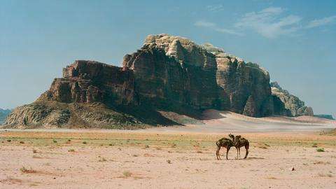 Boris Becker Fotografie Wüste