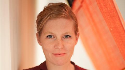 Künstlerin Ulla von Brandenburg