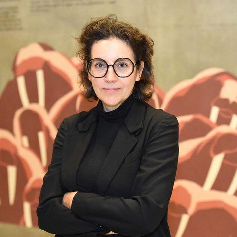 Brigitte Franzen, die neue Leiterin des Senckenberg Museums Frankfurt
