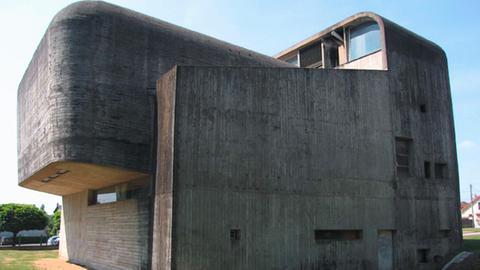 Brutalismus hr sendungen for Architektur brutalismus