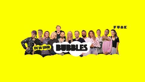 Das Team von Bubbles