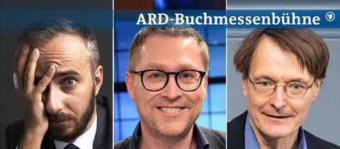 Videos Von Der Ard Buchmessenbuhne Am Samstag 10 Bis 14 Uhr Hessenschau De Ard Auf Der Buchmesse