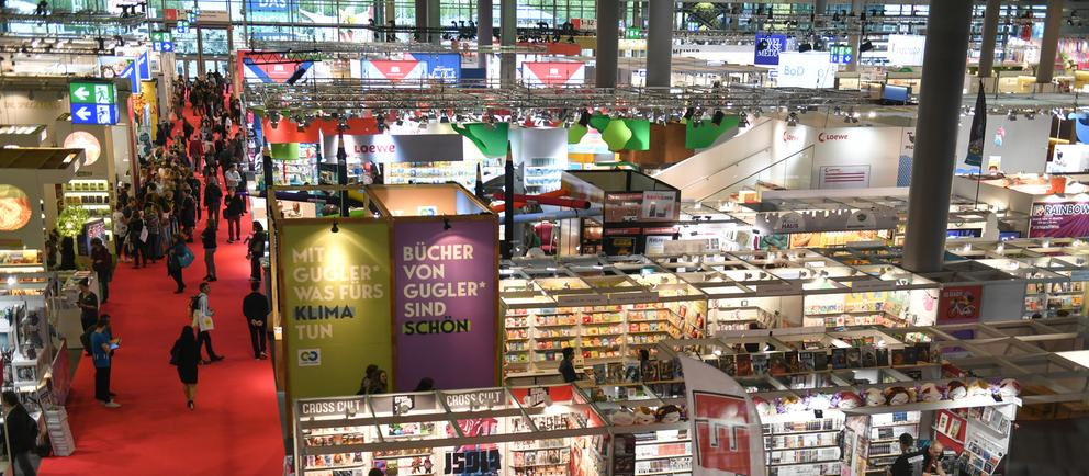 Frankfurter Buchmesse findet wegen Corona nur digital ...