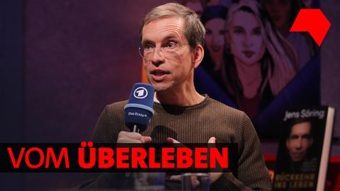 Jens Söhring im Gespräch