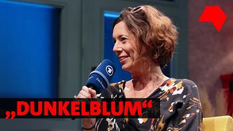 Eva Menasse im Gespräch   #fbm21